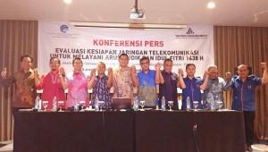 Antisipasi Arus Mudik 2017, BRTI Uji Jaringan Telekomunikasi di Bandung