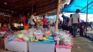 Warga Lambur Harapkan Pasar Tradisional
